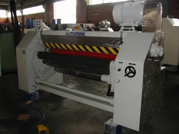 Fleshing machines - Turini - SCL