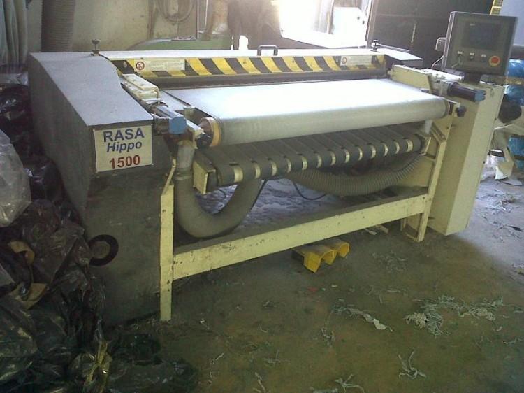 Shearing machines - Ficini - Rasa Hippo 1500