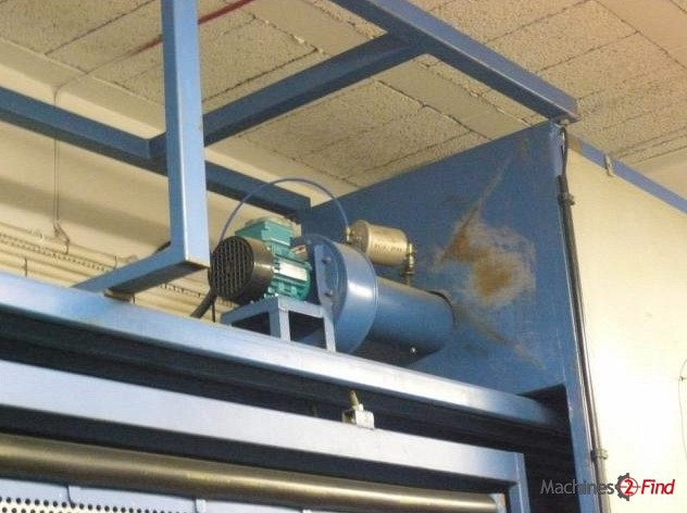 Toggling driers - Carlessi - EC5
