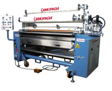 Roller coating machines - Bergi - Multicoat