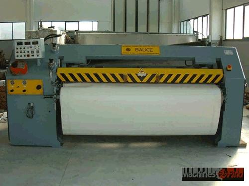 Sammying machines - Bauce - Stenpress PRC 4