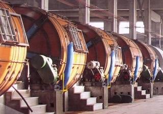 Drums - Tas Makina - Wooden Drums
