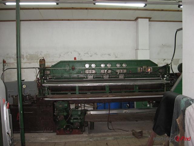 Splitting machines - Rizzi - SPI 3