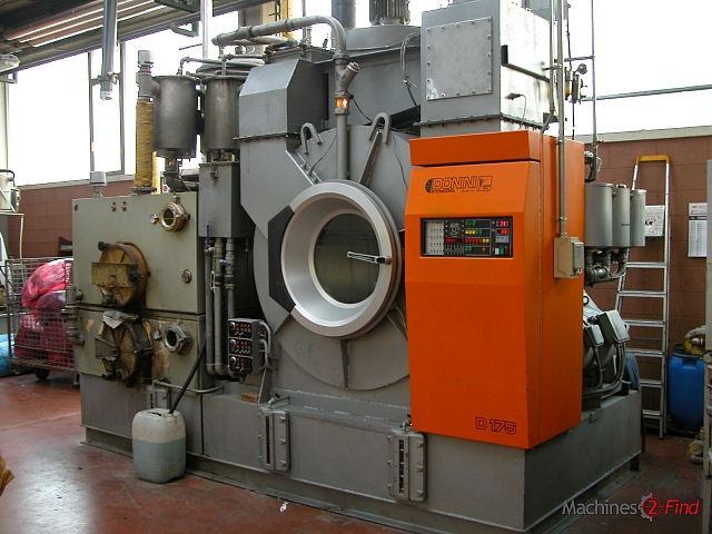 Degreasing / Washing machines - TECHNO-DRY - Degreas