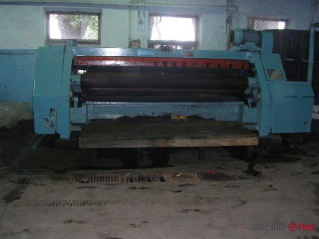 Sammying & Setting-out machines - Rizzi - MRGP 5