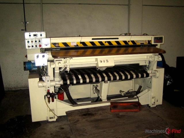Polishing Machines - Ficini - Polar 1500