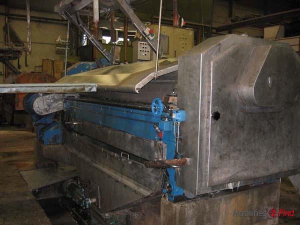 Fleshing machines - Gozzini - SC-3100