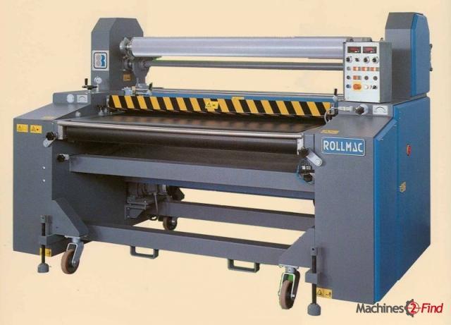 Roller coating machines - Rollmac - Uniroll FC 180