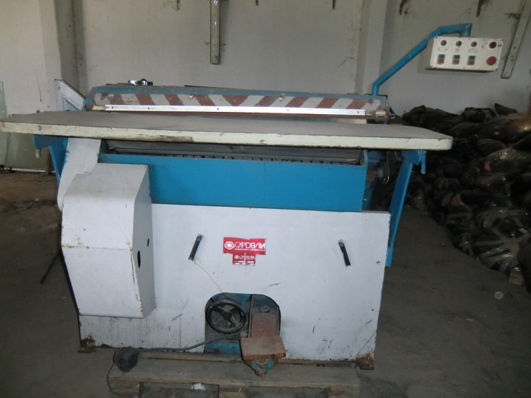 Roller-buffing - Capdevila - MCE-120