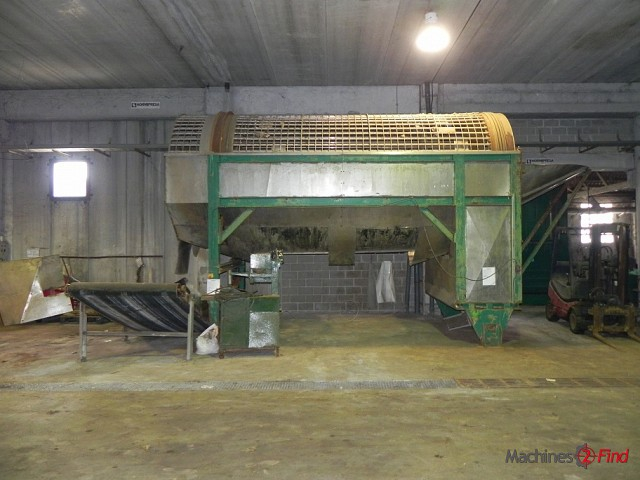 Desalting - SC Costruzioni Meccaniche - Shaker316