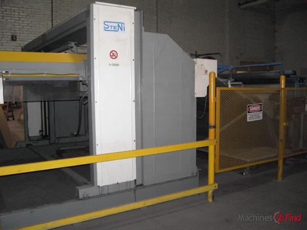 Stacking machines - Steni - 4M CPI