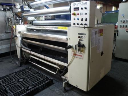 Roller coating machines - Gemata - Easy Star