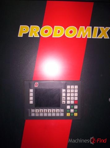 Chemical & Water Dosing (aquamix) - Hüni - Prodomix