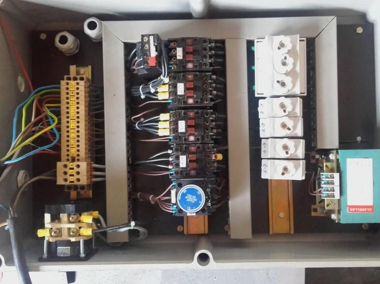 Mixers - Capdevila - MCE-18-AL
