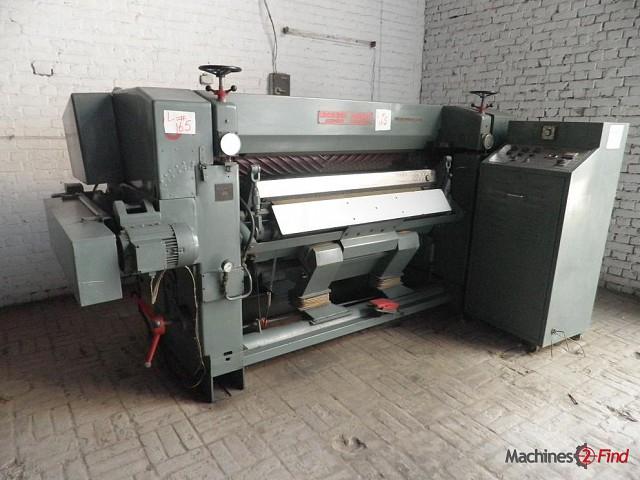 Rotary ironing machines - Mercier-Frères - Finiflex