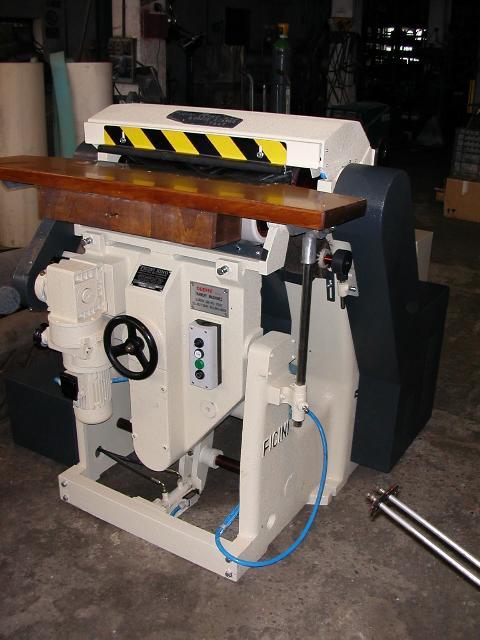 Polishing Machines - Ficini - FR 600
