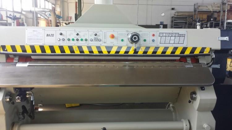 Shaving Machines & Equipment - Flamar - BA 20