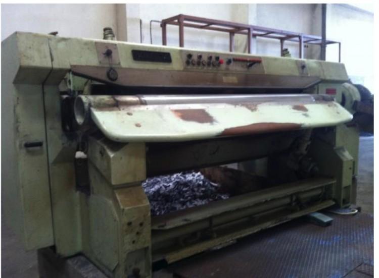 Shaving Machines (reverse) - Poletto - RA 1800