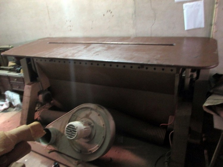 Buffing / De-dusting / Dust-filters - Turner - unknown