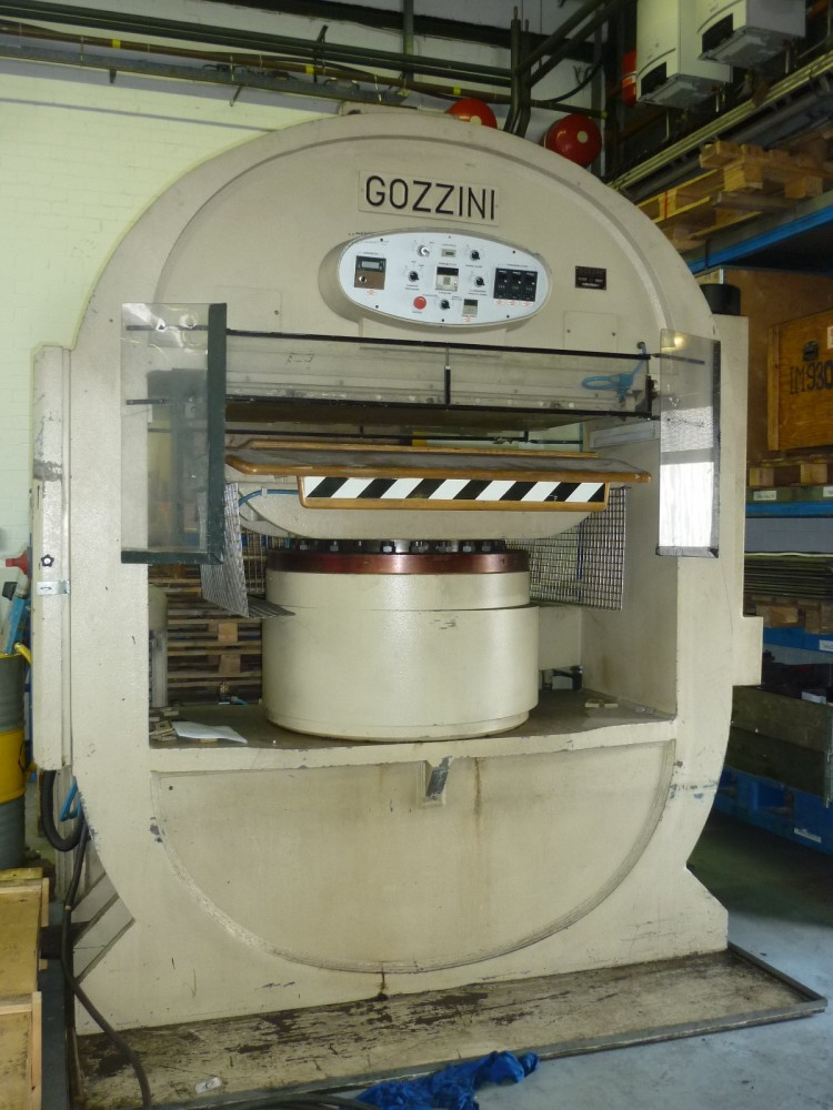 Presses, Ironing & Embossing - Gozzini - ST-850