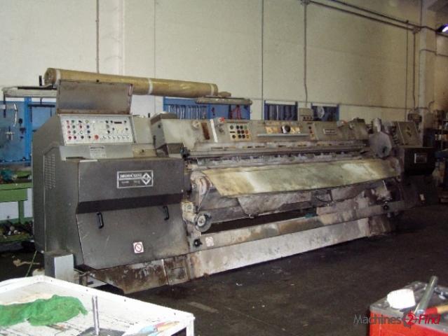 Splitting machines - Mosconi - Zenit