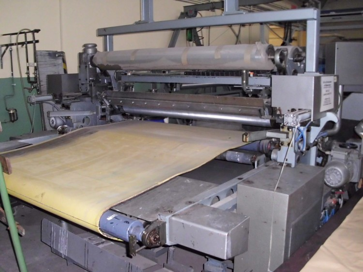 Roller Coating Machines - KELA - Leprinta Kombo-S