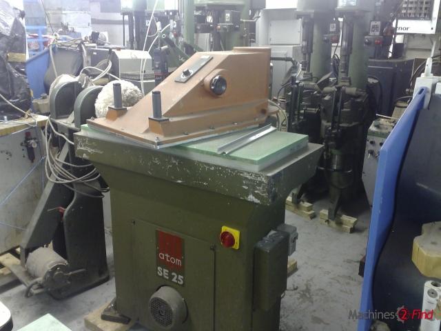 Clicking &  Cutting presses - Atom - SE 25