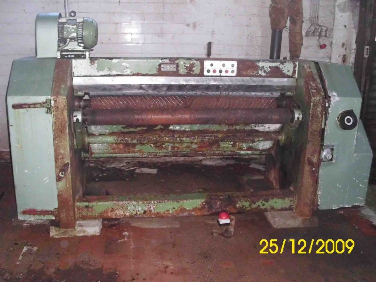 Fleshing machines - RM - E 1600
