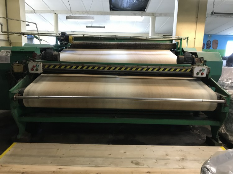 Sammying & Setting-out machines - Rizzi - PRN 6