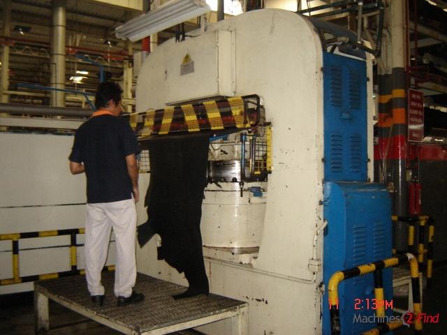 Presses, Ironing & Embossing - PHK - HP 75