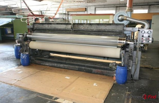 Roller Coating Machines - KELA - Leprinta-U