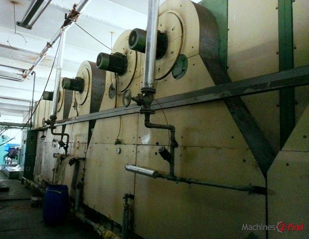 Toggling driers - Finvac - Finclip FC-72-65-7+P