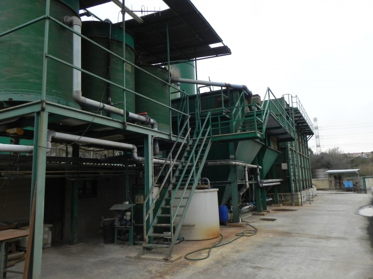 Complete waste-water treatment - Ecotec - 80.000C