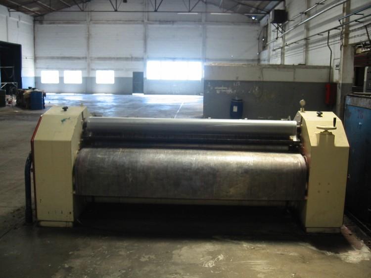 Roller coating machines - Gemata - Dipel