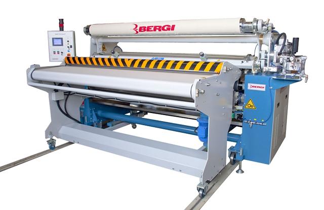 Roller coating machines - Bergi - Softcoat