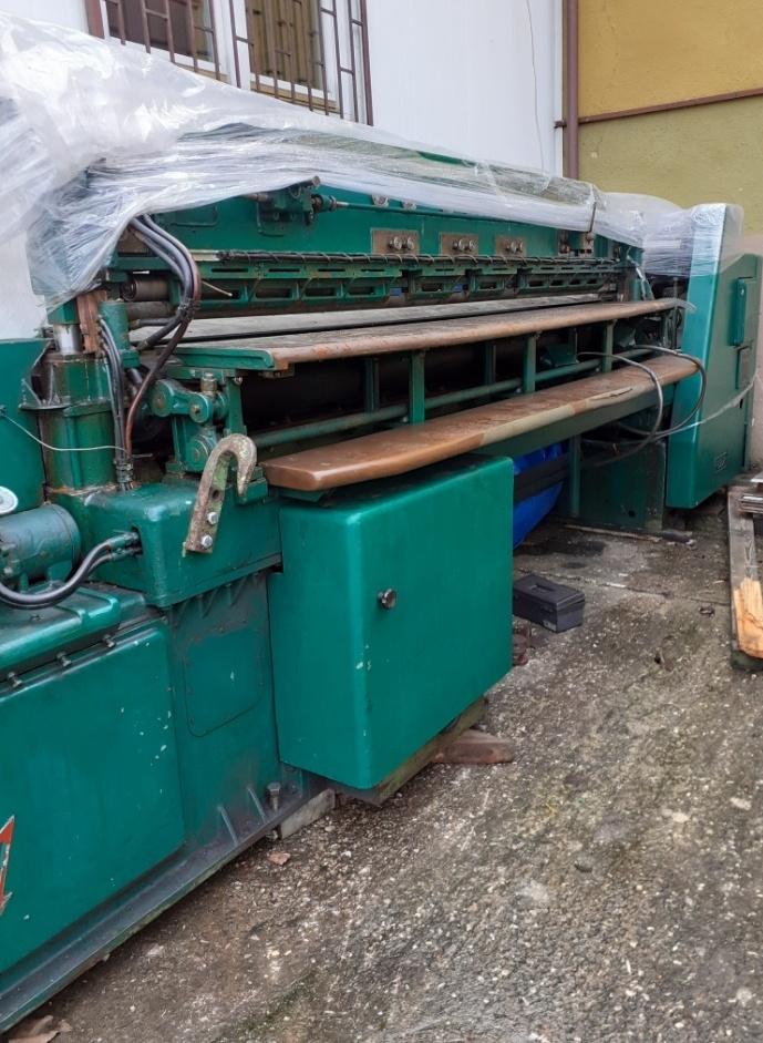 Splitting machines - Rizzi - SPI 6