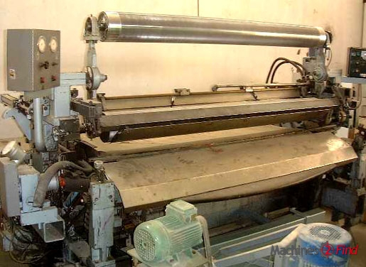 Roller coating machines - KELA - contra reverse 1800/2