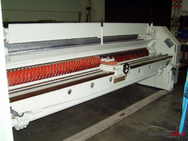 Fleshing machines - Poletto - SA 3200
