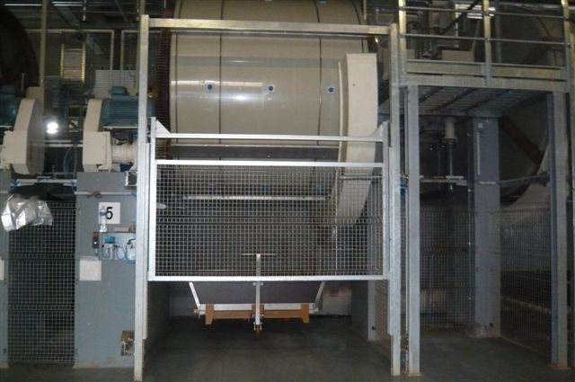 Re-tanning & Dyeing - Italprogetti - 3,0 x 2,5