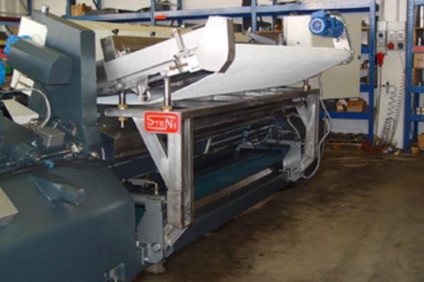 Splitting machines - Mosconi - Sirio