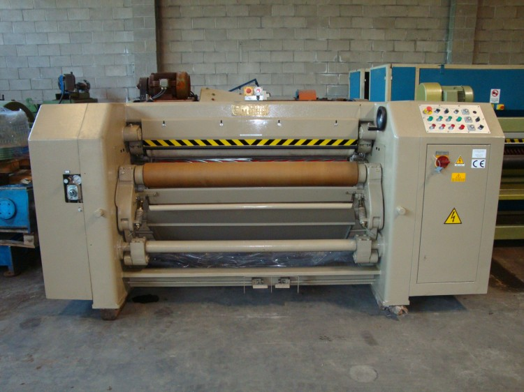 Sammying & Setting-out machines - CM - RAL/M