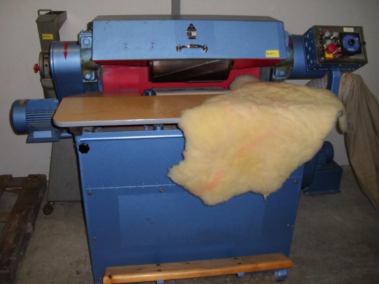 Ironing machines - Pöhlandt - 350
