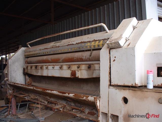 Fleshing machines - Poletto - S 3200
