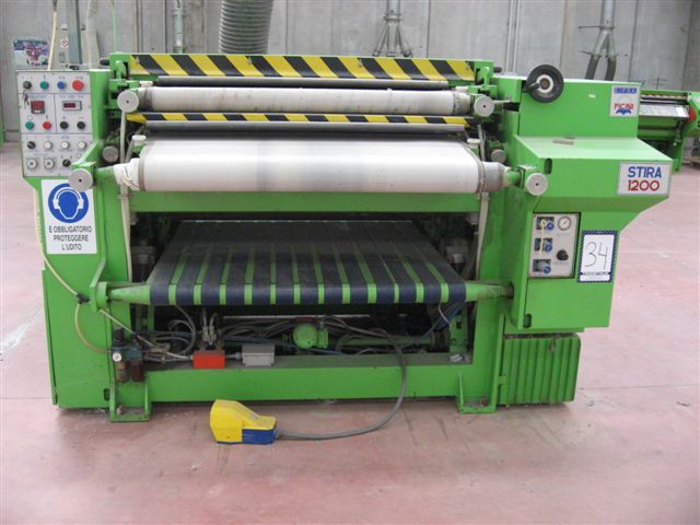 Ironing machines - Ficini - Stira 1200