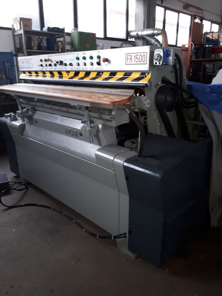 Polishing machines - Ficini - FR 1500