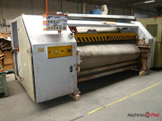 Sammying & Setting-out machines - Bauce - PRC3