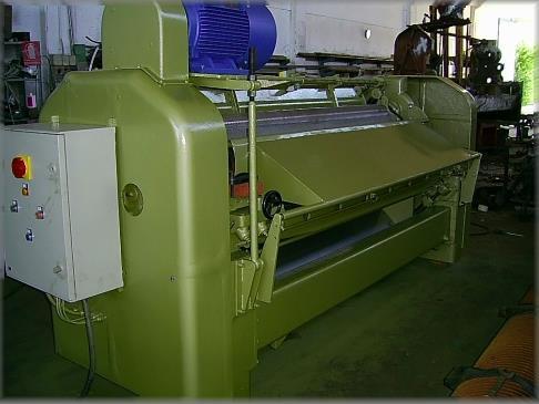 Fleshing machines - Rizzi - SC