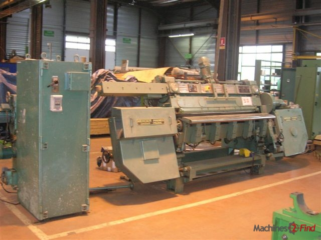 Splitting machines - Mercier-Frères - Scimatic X6