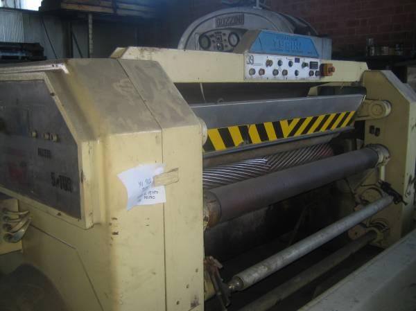Sammying & Setting-out machines - Turini - MV