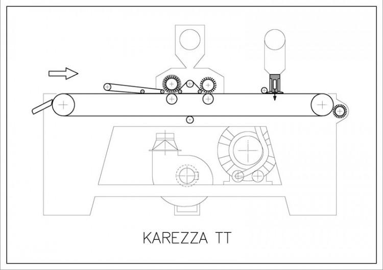 Brushing machines - Bergi - Karezza TT
